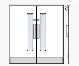 TYPE 03 - Education Doorset image
