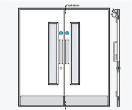 TYPE 04 - Education Doorset image