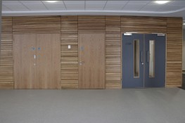 TYPE 07 - Education Doorset - Ahmarra Door Solutions Ltd