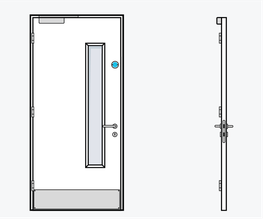 TYPE 10  - Education Doorset image