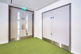 TYPE 14 - Education Doorset - Ahmarra Door Solutions Ltd