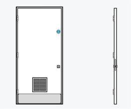 TYPE 16 - Education Doorset image