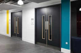 TYPE 17 - Education Doorset - Ahmarra Door Solutions Ltd