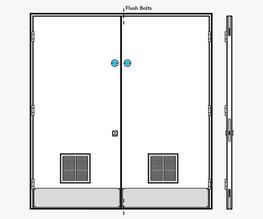 TYPE 17 - Education Doorset image