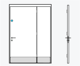 TYPE 20 - Education Doorset image