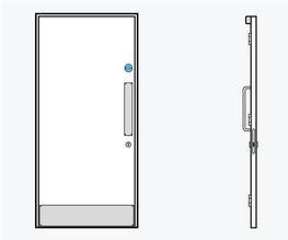 TYPE 21 - Education Doorset image