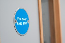 Ahmarra Exceeds Expectations in Ministry of Housing Fire Door Test