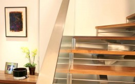 Straight Stairs image