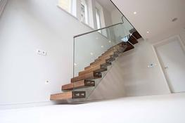 Open Riser Staircases - CANAL by Canal Engineering