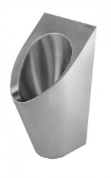 The combination of intelligent concept and perfect elegance. The urinal bowl is made entirely of V2A stainless steel to an exclusive design developed by URIMAT. It's negative, inward-curved rim is what gives it its unique, inimitable form; impressing with cl...