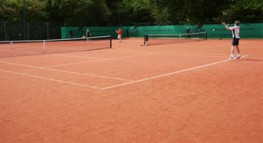 Playrite search our sports surfacing more on specifiedby for Surface terrain de tennis