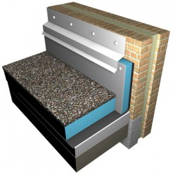 Styrocladeco is an environmentally-friendly, weather-resistant panel designed to insulate an upstand or parapet in roofing applications. It is made up of 6mm autoclaved fibre-cement board and high performance Styrofoam insulation for BREEAM related applicatio...
