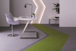First manufactured in 1967, Iron Duke is the original fibre bonded carpet. It allows for easy, multi-directional cutting for the creation of shapes and patterns.  Features & Benefits  •Flat finish for multi-directional cutting •Available in sheet or a...