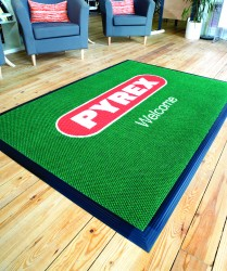 You want your entrance area to look good and to stay looking good. That's where Heckmondwike Loose Lay mats are the perfect solution. They're available in four of our most popular ranges: Hippo, Diamond, Total Care and Pure Care.  Manufactured to the ver...