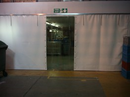 Industrial Partitioning & Curtains image