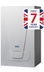 The latest addition to our Combi boiler range, the new Baxi EcoBlue Advance Combi has many features that make it easy to install and commission. For extra peace of mind we are also offering a standard 7 year warranty* on the new Baxi EcoBlue Advance Combi. *Su...