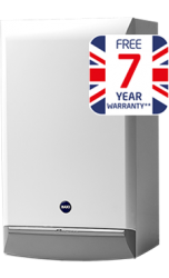 The Baxi Duo-tec Combi HE A boiler is a firm favourite with installers and householders because it is straightforward to install and simple to use. It is an Energy Saving Trust recommended product, so you can be sure it meets the highest standards of energy ef...