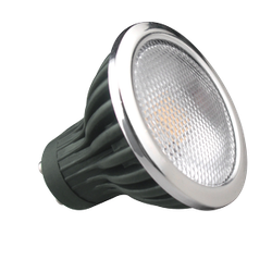 Save energy, up to 90 % compared with halogen lamps. General indoor use. Ideal for use in hospitality environments such as bars, restaurants, washrooms & lobbies etc.  This lamp is recommended for use with fittings allowing free air flow. When used with enclos...
