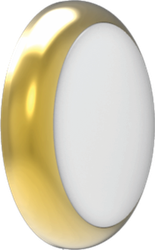 LUMI IP65 Emergency Decorative Bulkhead for LED DD image