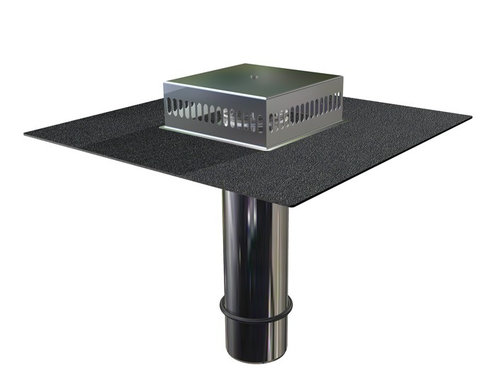 Farbo Flodrain Flat Roof Outlet By Fixfast