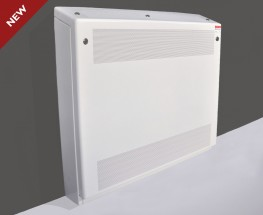 DeepClean Radiator Guard - Floor Mounted Gradient Top image