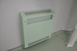 DeepClean Radiator Guard - Wall Mounted Gradient Top image