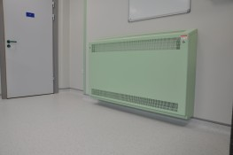 DeepClean LST Radiator - Wall Mounted Gradient Top - Contour Heating Products Ltd