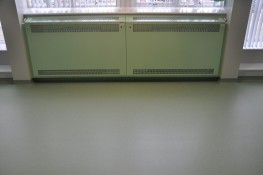 DeepClean LST Radiator - Wall Mounted Square Top - Contour Heating Products Ltd