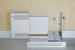 LST Radiators harbour dirt - Fact! An undisturbed casing and the convection process combine to create the perfect conditions for germs and bacteria to grow and be distributed.