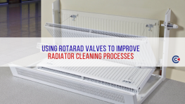 Using RotaRad Valves To Improve Radiator Cleaning Processes