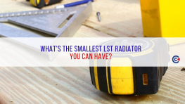 What Is The Smallest LST Radiator You Can Have?