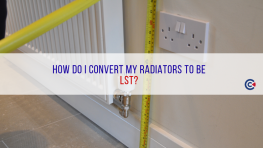 How Do I Convert My Radiators To Be LSTs?