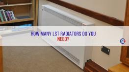 How Many LST Radiators Do You Need?