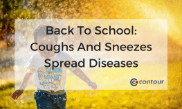 Back To School: Coughs And Sneezes Spread Diseases