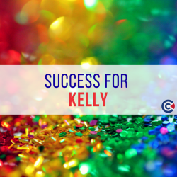 Success For Kelly
