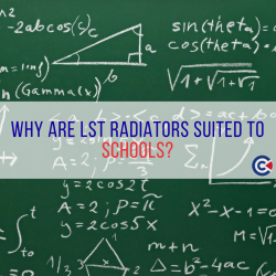 Why Are LST Radiators Suited To Schools?