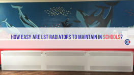 How Easy Are LST Radiators To Maintain In Schools?