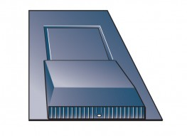 Hd Srv5U - Universal Slate Roof Ventilator image