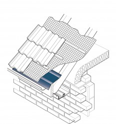Hd Rfst - Roofing Underlay Support Tray image