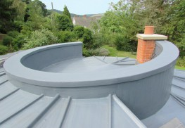 Dryseal Roofing System - Domestic image