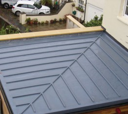 Dryseal Roofing System - Domestic - Hambleside Danelaw