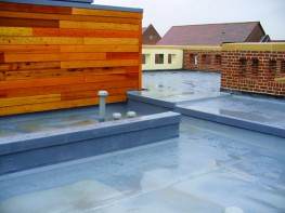 Dryseal Roofing System - Commercial image
