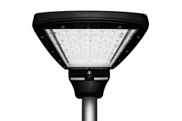 The LuxOn range of products are perfectly suited for a variety of applications including;  Road lighting, Urban pedestrian routes, Cycle routes, Recreational areas,  Sports lighting, Highways and Trunk Roads and Car Parks  The LuxOn Street performs to ME a...
