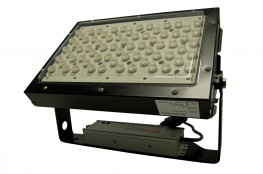 The LuxOn Flood is a multi application LED Floodlight and are available as replacements for existing 400w, 250w and 150w products. 