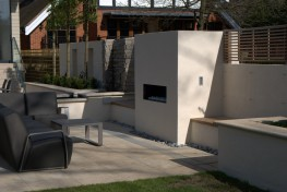 Bespoke, frameless designs - made to measure.
