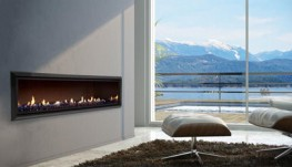 Escea DX range - fireplaces that can be fitted anywhere - Urban Fires Limited