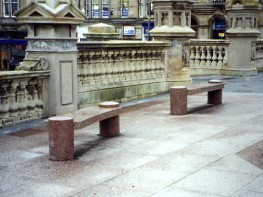 Benches Paving Paisley image
