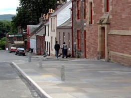 Wigtown Posts and Kerbing image