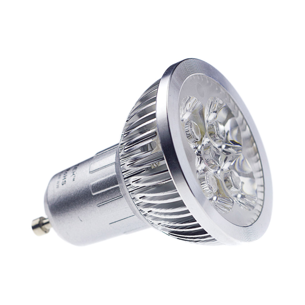 Product Information For LED GU10 4W By Bri Tek Technologies
