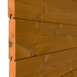 ThermoWood Tongue & Groove Cladding - 20 x 143mm - Silva Timber